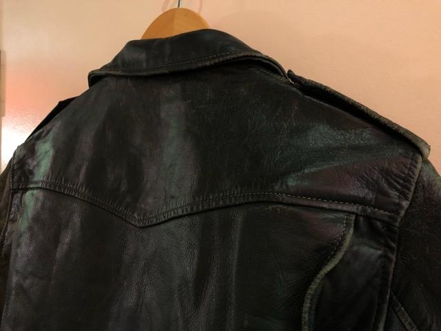 10月5日(土)大阪店、冬物スーペリア入荷!!#9 LeatherJkt編! Schott Perfect & Brooks ,HARLEY-DAVIDSON ,Policeman!!_c0078587_20135579.jpg