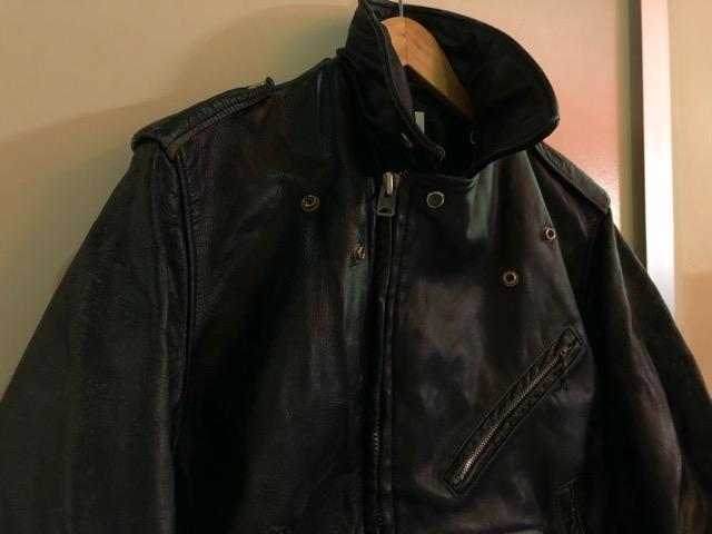 10月5日(土)大阪店、冬物スーペリア入荷!!#9 LeatherJkt編! Schott Perfect & Brooks ,HARLEY-DAVIDSON ,Policeman!!_c0078587_20143782.jpg
