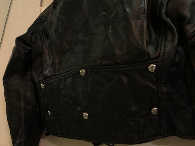 10月5日(土)大阪店、冬物スーペリア入荷!!#9 LeatherJkt編! Schott Perfect & Brooks ,HARLEY-DAVIDSON ,Policeman!!_c0078587_2014736.jpg