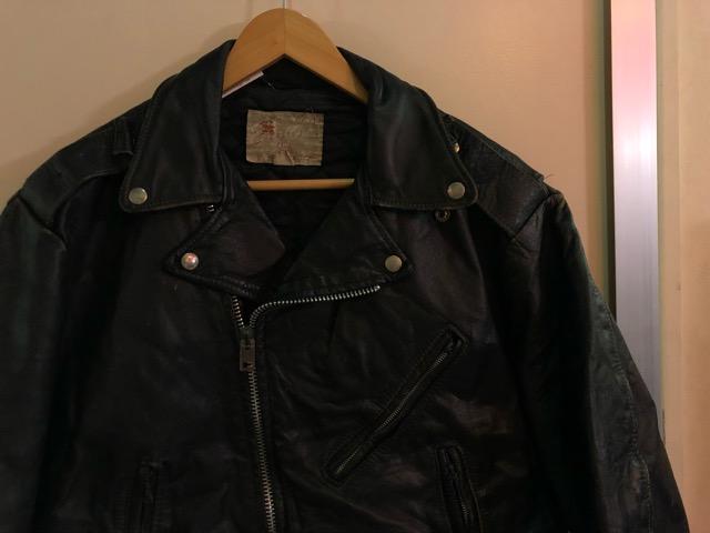 10月5日(土)大阪店、冬物スーペリア入荷!!#9 LeatherJkt編! Schott Perfect & Brooks ,HARLEY-DAVIDSON ,Policeman!!_c0078587_20161825.jpg