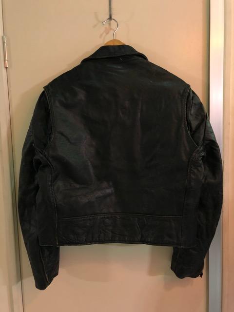 10月5日(土)大阪店、冬物スーペリア入荷!!#9 LeatherJkt編! Schott Perfect & Brooks ,HARLEY-DAVIDSON ,Policeman!!_c0078587_2016294.jpg