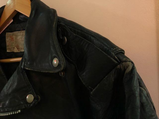 10月5日(土)大阪店、冬物スーペリア入荷!!#9 LeatherJkt編! Schott Perfect & Brooks ,HARLEY-DAVIDSON ,Policeman!!_c0078587_20163224.jpg
