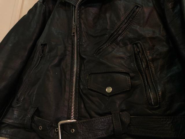 10月5日(土)大阪店、冬物スーペリア入荷!!#9 LeatherJkt編! Schott Perfect & Brooks ,HARLEY-DAVIDSON ,Policeman!!_c0078587_20164058.jpg