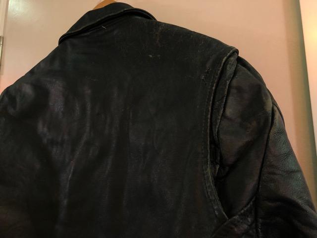 10月5日(土)大阪店、冬物スーペリア入荷!!#9 LeatherJkt編! Schott Perfect & Brooks ,HARLEY-DAVIDSON ,Policeman!!_c0078587_20171434.jpg