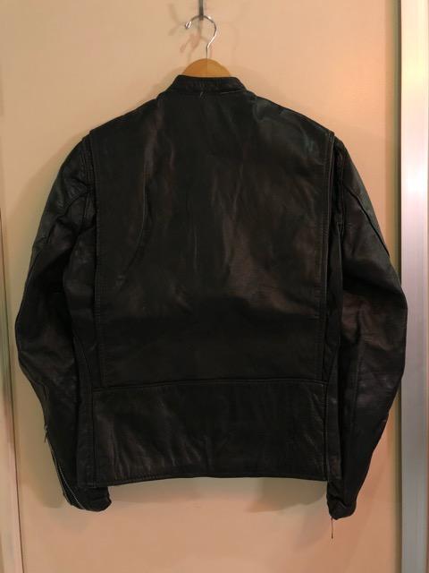 10月5日(土)大阪店、冬物スーペリア入荷!!#9 LeatherJkt編! Schott Perfect & Brooks ,HARLEY-DAVIDSON ,Policeman!!_c0078587_20261270.jpg