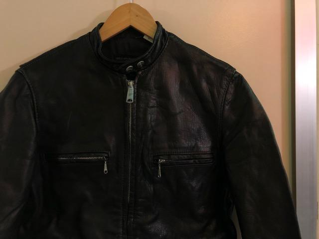10月5日(土)大阪店、冬物スーペリア入荷!!#9 LeatherJkt編! Schott Perfect & Brooks ,HARLEY-DAVIDSON ,Policeman!!_c0078587_20263829.jpg