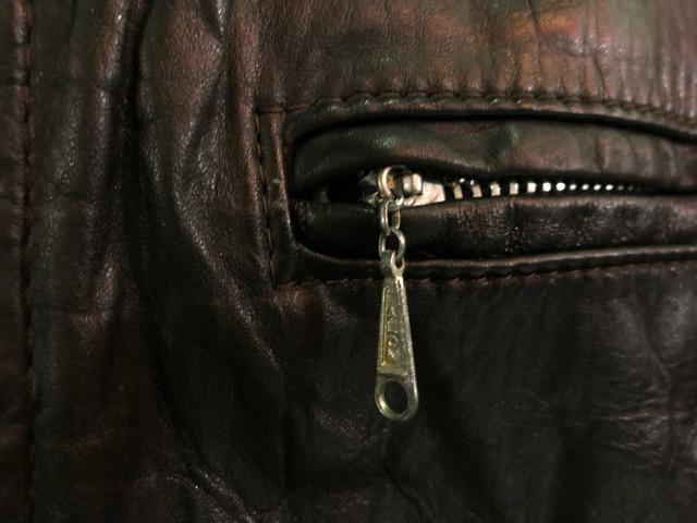 10月5日(土)大阪店、冬物スーペリア入荷!!#9 LeatherJkt編! Schott Perfect & Brooks ,HARLEY-DAVIDSON ,Policeman!!_c0078587_2027147.jpg