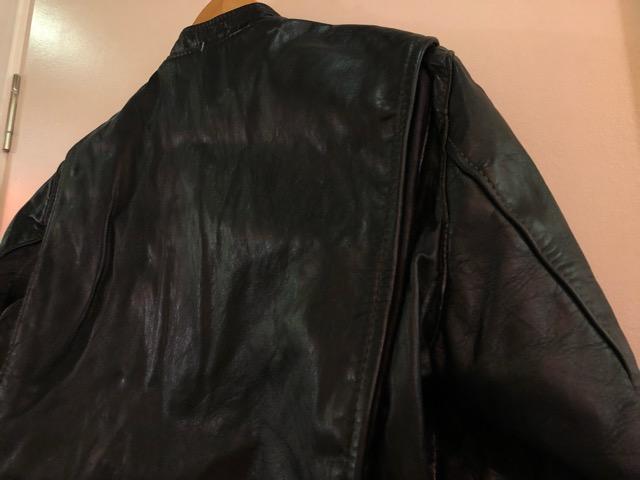 10月5日(土)大阪店、冬物スーペリア入荷!!#9 LeatherJkt編! Schott Perfect & Brooks ,HARLEY-DAVIDSON ,Policeman!!_c0078587_20274231.jpg