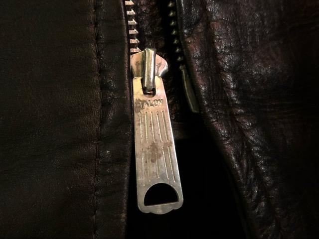 10月5日(土)大阪店、冬物スーペリア入荷!!#9 LeatherJkt編! Schott Perfect & Brooks ,HARLEY-DAVIDSON ,Policeman!!_c0078587_20274935.jpg