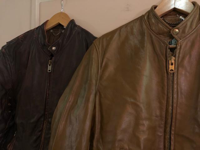 10月5日(土)大阪店、冬物スーペリア入荷!!#9 LeatherJkt編! Schott Perfect & Brooks ,HARLEY-DAVIDSON ,Policeman!!_c0078587_20282257.jpg