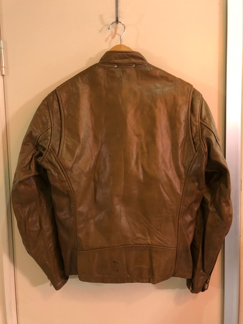 10月5日(土)大阪店、冬物スーペリア入荷!!#9 LeatherJkt編! Schott Perfect & Brooks ,HARLEY-DAVIDSON ,Policeman!!_c0078587_2028433.jpg