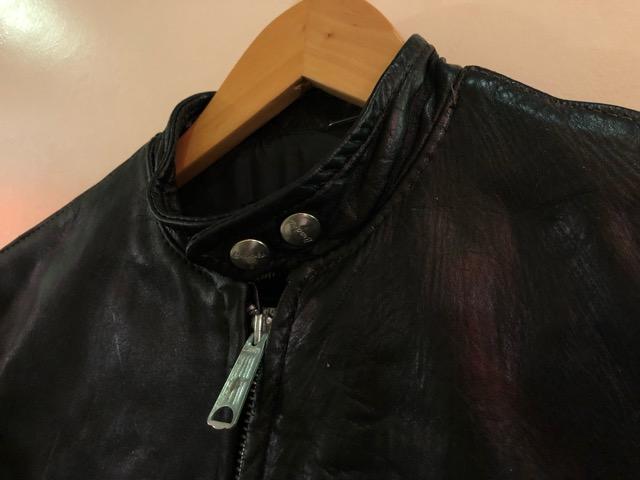 10月5日(土)大阪店、冬物スーペリア入荷!!#9 LeatherJkt編! Schott Perfect & Brooks ,HARLEY-DAVIDSON ,Policeman!!_c0078587_2028964.jpg