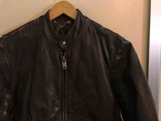 10月5日(土)大阪店、冬物スーペリア入荷!!#9 LeatherJkt編! Schott Perfect & Brooks ,HARLEY-DAVIDSON ,Policeman!!_c0078587_20331595.jpg