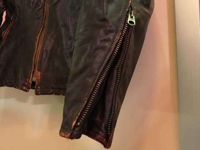 10月5日(土)大阪店、冬物スーペリア入荷!!#9 LeatherJkt編! Schott Perfect & Brooks ,HARLEY-DAVIDSON ,Policeman!!_c0078587_20333938.jpg
