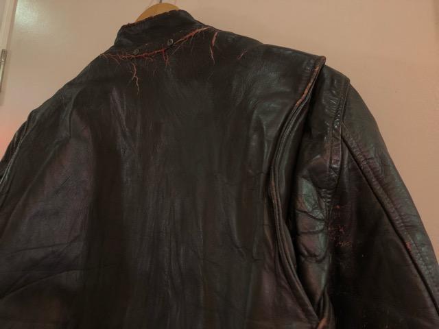 10月5日(土)大阪店、冬物スーペリア入荷!!#9 LeatherJkt編! Schott Perfect & Brooks ,HARLEY-DAVIDSON ,Policeman!!_c0078587_20335656.jpg