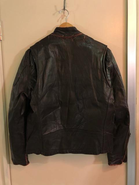 10月5日(土)大阪店、冬物スーペリア入荷!!#9 LeatherJkt編! Schott Perfect & Brooks ,HARLEY-DAVIDSON ,Policeman!!_c0078587_2033616.jpg