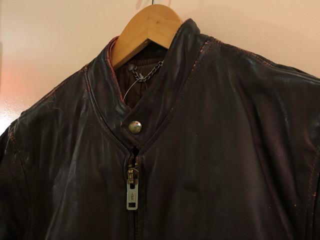 10月5日(土)大阪店、冬物スーペリア入荷!!#9 LeatherJkt編! Schott Perfect & Brooks ,HARLEY-DAVIDSON ,Policeman!!_c0078587_2034232.jpg