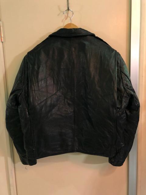 10月5日(土)大阪店、冬物スーペリア入荷!!#9 LeatherJkt編! Schott Perfect & Brooks ,HARLEY-DAVIDSON ,Policeman!!_c0078587_20345453.jpg