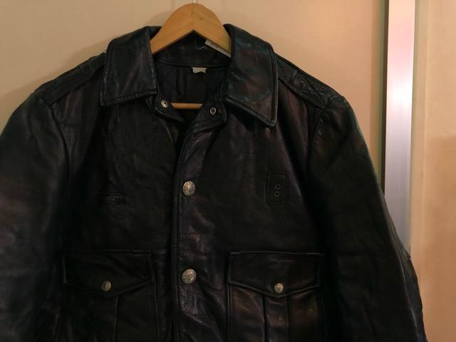 10月5日(土)大阪店、冬物スーペリア入荷!!#9 LeatherJkt編! Schott Perfect & Brooks ,HARLEY-DAVIDSON ,Policeman!!_c0078587_20352049.jpg