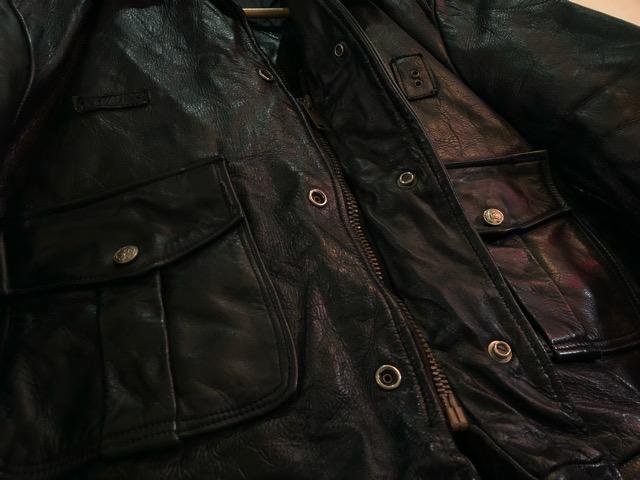 10月5日(土)大阪店、冬物スーペリア入荷!!#9 LeatherJkt編! Schott Perfect & Brooks ,HARLEY-DAVIDSON ,Policeman!!_c0078587_20361872.jpg