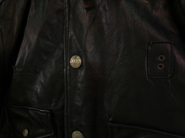 10月5日(土)大阪店、冬物スーペリア入荷!!#9 LeatherJkt編! Schott Perfect & Brooks ,HARLEY-DAVIDSON ,Policeman!!_c0078587_20364666.jpg