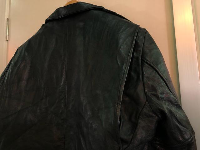 10月5日(土)大阪店、冬物スーペリア入荷!!#9 LeatherJkt編! Schott Perfect & Brooks ,HARLEY-DAVIDSON ,Policeman!!_c0078587_20365453.jpg