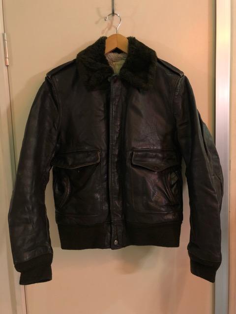 10月5日(土)大阪店、冬物スーペリア入荷!!#9 LeatherJkt編! Schott Perfect & Brooks ,HARLEY-DAVIDSON ,Policeman!!_c0078587_20373566.jpg