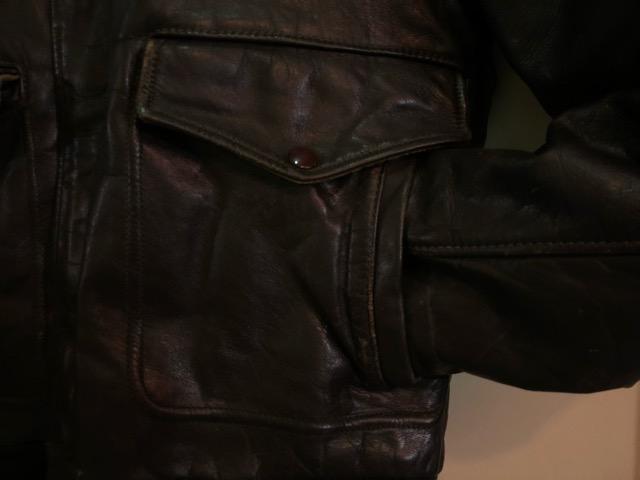 10月5日(土)大阪店、冬物スーペリア入荷!!#9 LeatherJkt編! Schott Perfect & Brooks ,HARLEY-DAVIDSON ,Policeman!!_c0078587_20384891.jpg