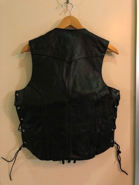 10月5日(土)大阪店、冬物スーペリア入荷!!#9 LeatherJkt編! Schott Perfect & Brooks ,HARLEY-DAVIDSON ,Policeman!!_c0078587_20395837.jpg