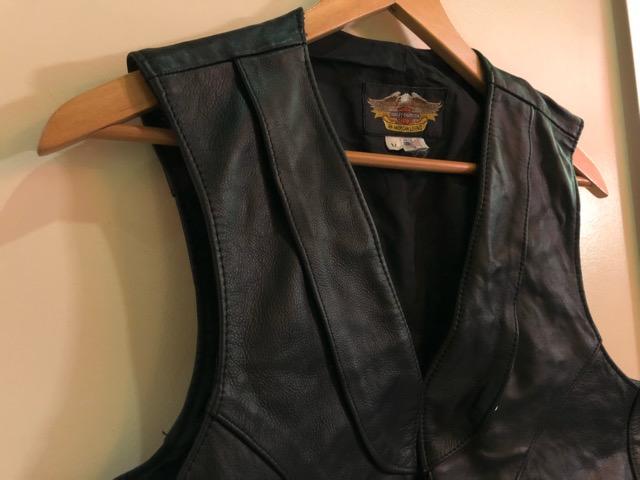 10月5日(土)大阪店、冬物スーペリア入荷!!#9 LeatherJkt編! Schott Perfect & Brooks ,HARLEY-DAVIDSON ,Policeman!!_c0078587_2041851.jpg