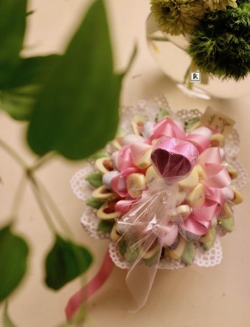 お花でなくてチョコレートのブーケ💐🍫✨_c0128489_18305040.jpg