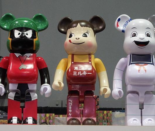 日本の中小企業が作るベアブリック(Bearbrick)が世界中のコレクターに人気な理由_b0007805_19392653.jpg