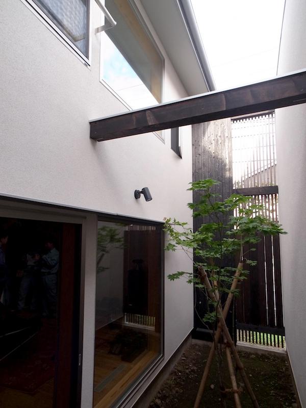 杉並の家IV 一年点検_b0038919_10164934.jpg