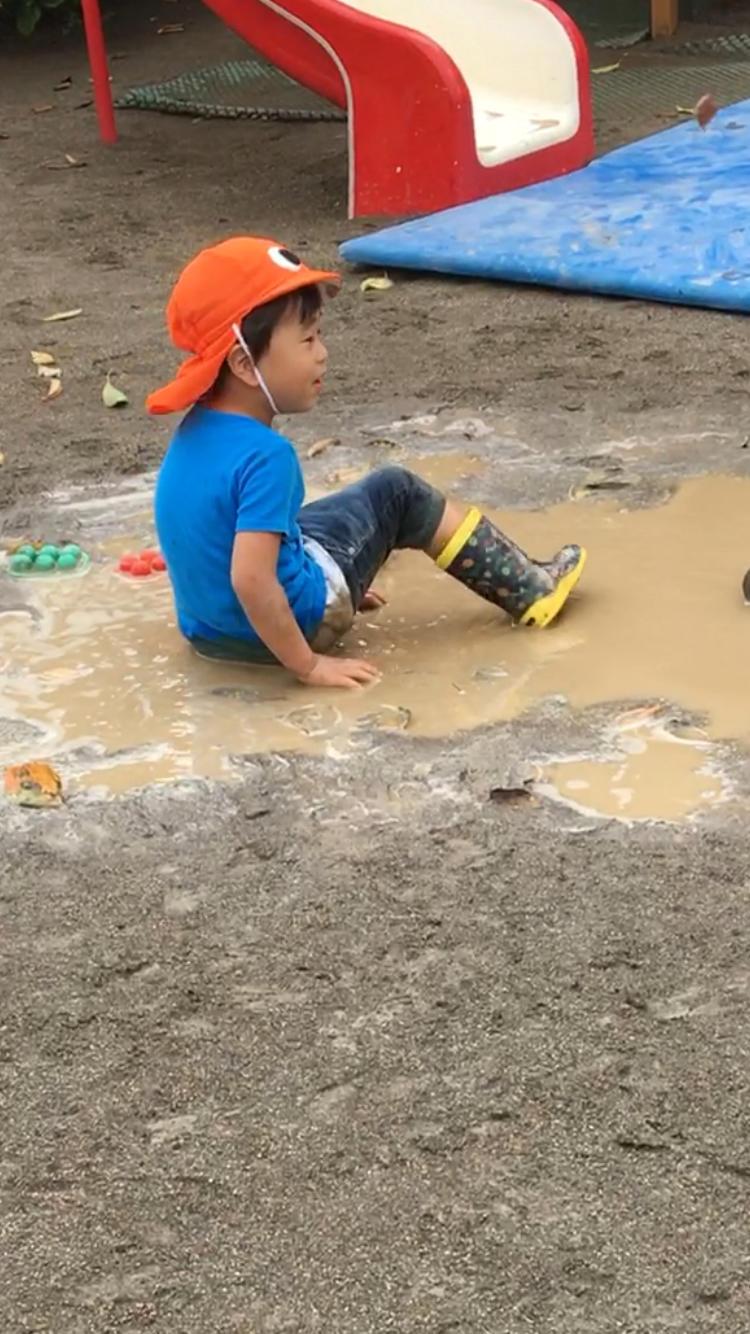 水と年少さんは相性がいい  2(ダッシュ編)_e0412431_19220720.jpg