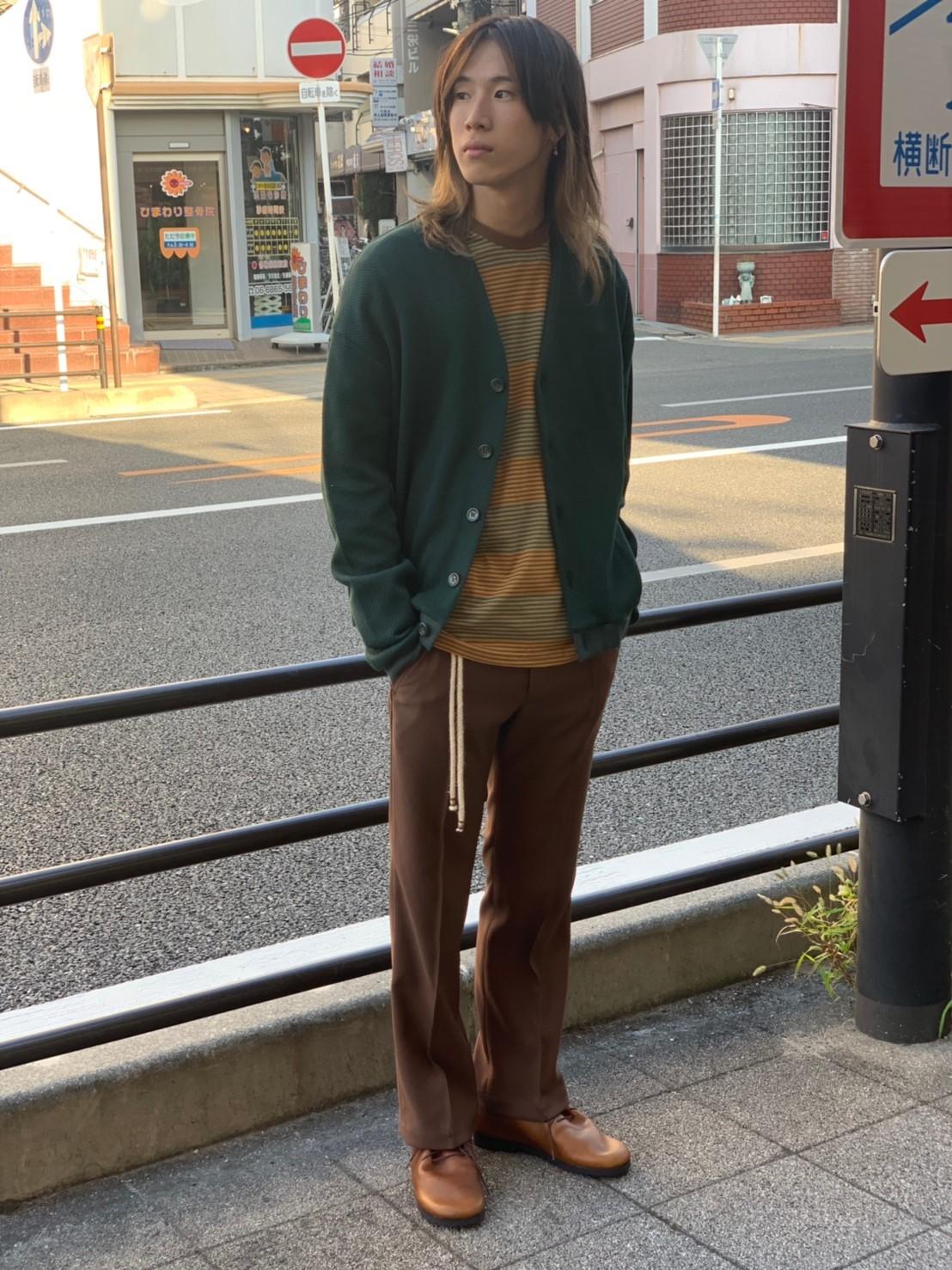 <<Brixton×SpinnerBait×Nasngwam.>>Style~KODAI~_c0167336_20510438.jpg