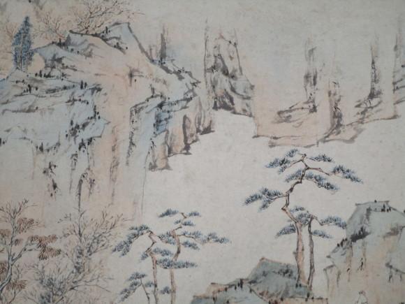神となった関羽の像に会える・九州国博「三国志展」_a0237545_01273503.jpg
