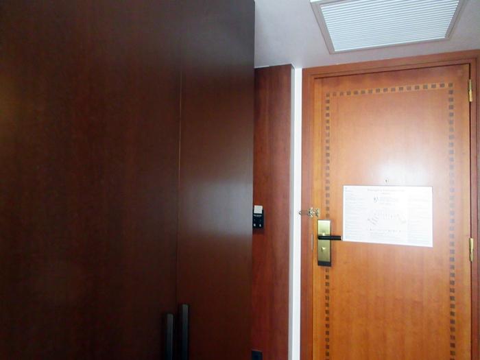【横浜ベイシェラトン】2度目のプレミアツイン46㎡【シェラトンクラブ】_b0009849_12212256.jpg