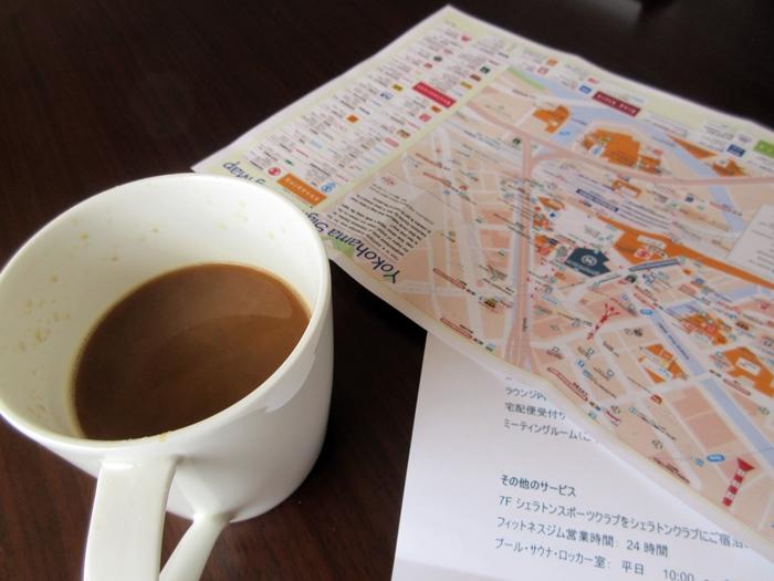 【横浜ベイシェラトン】2度目のプレミアツイン46㎡【シェラトンクラブ】_b0009849_12445064.jpg