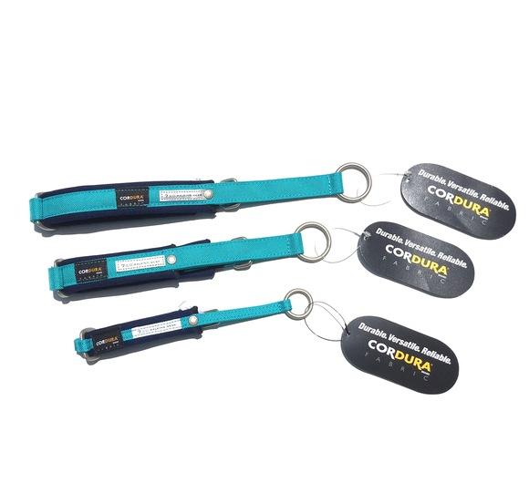 CORDURA SSD  SLIP COLLAR コーデュラ  スリップカラー ブルー_d0217958_13205836.jpg