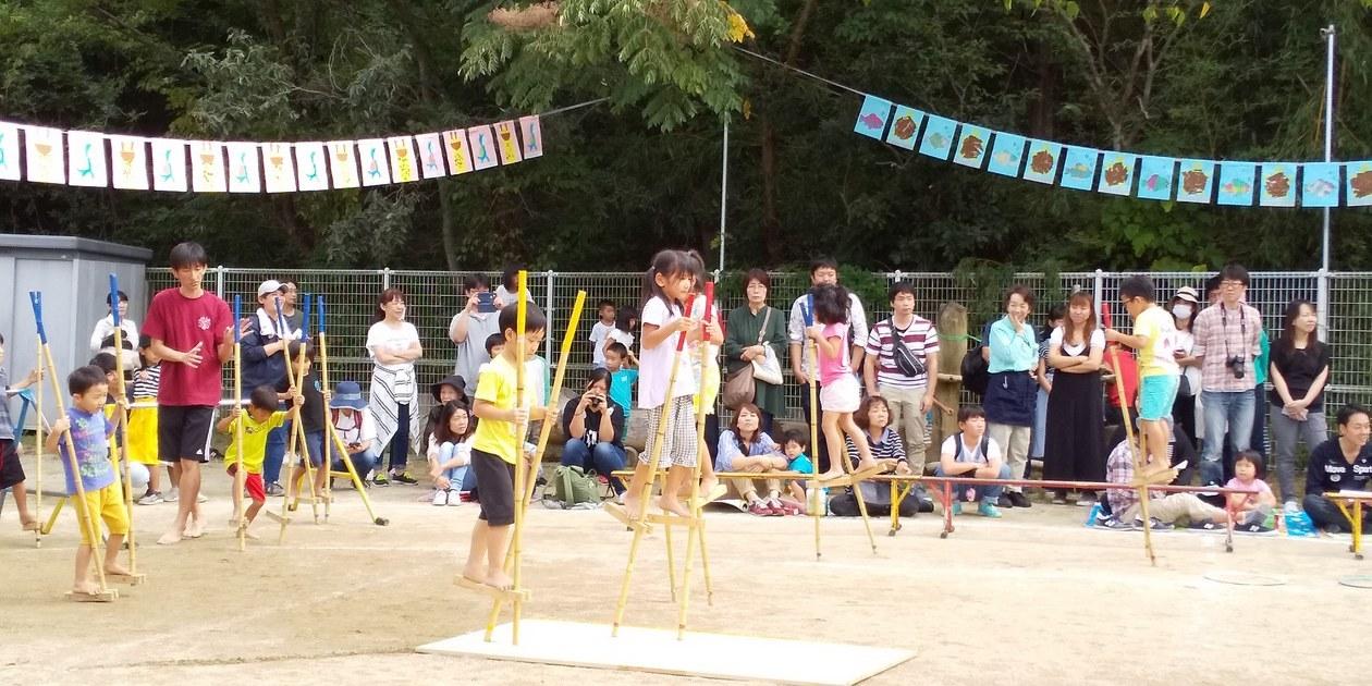 🌞 運動会だ🎵チャッチャチャチャー🎵保育所も幼稚園も認定こども園も🎵どの子も健やかに大きくなあれ🌞_f0061067_14482960.jpg