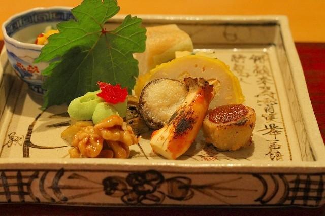 鎌倉 創作和料理「近藤」さんへ_f0374092_16431896.jpg