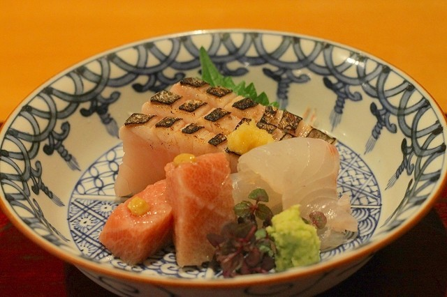 鎌倉 創作和料理「近藤」さんへ_f0374092_16535154.jpg