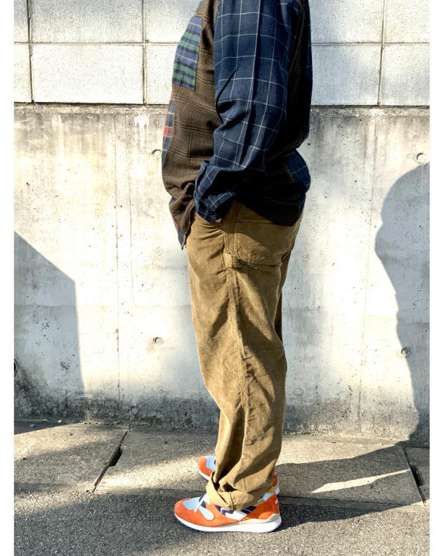 【MIUSA】CORDUROY PAINTER PANTS_d0000298_17134357.jpg