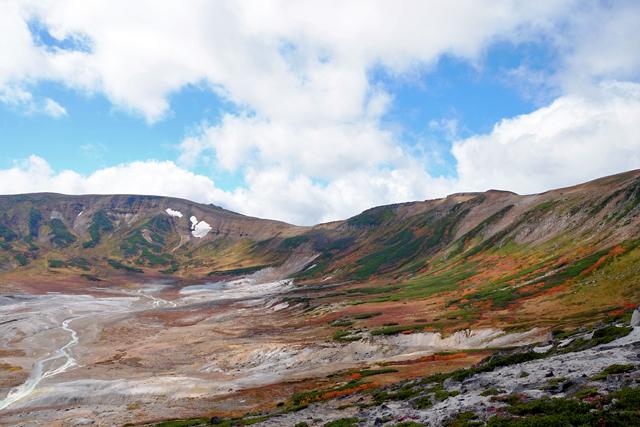 黒岳の紅葉♪ 山頂~お鉢平_f0179404_20253019.jpg
