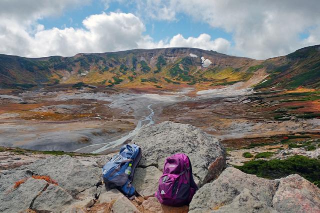 黒岳の紅葉♪ 山頂~お鉢平_f0179404_20254200.jpg