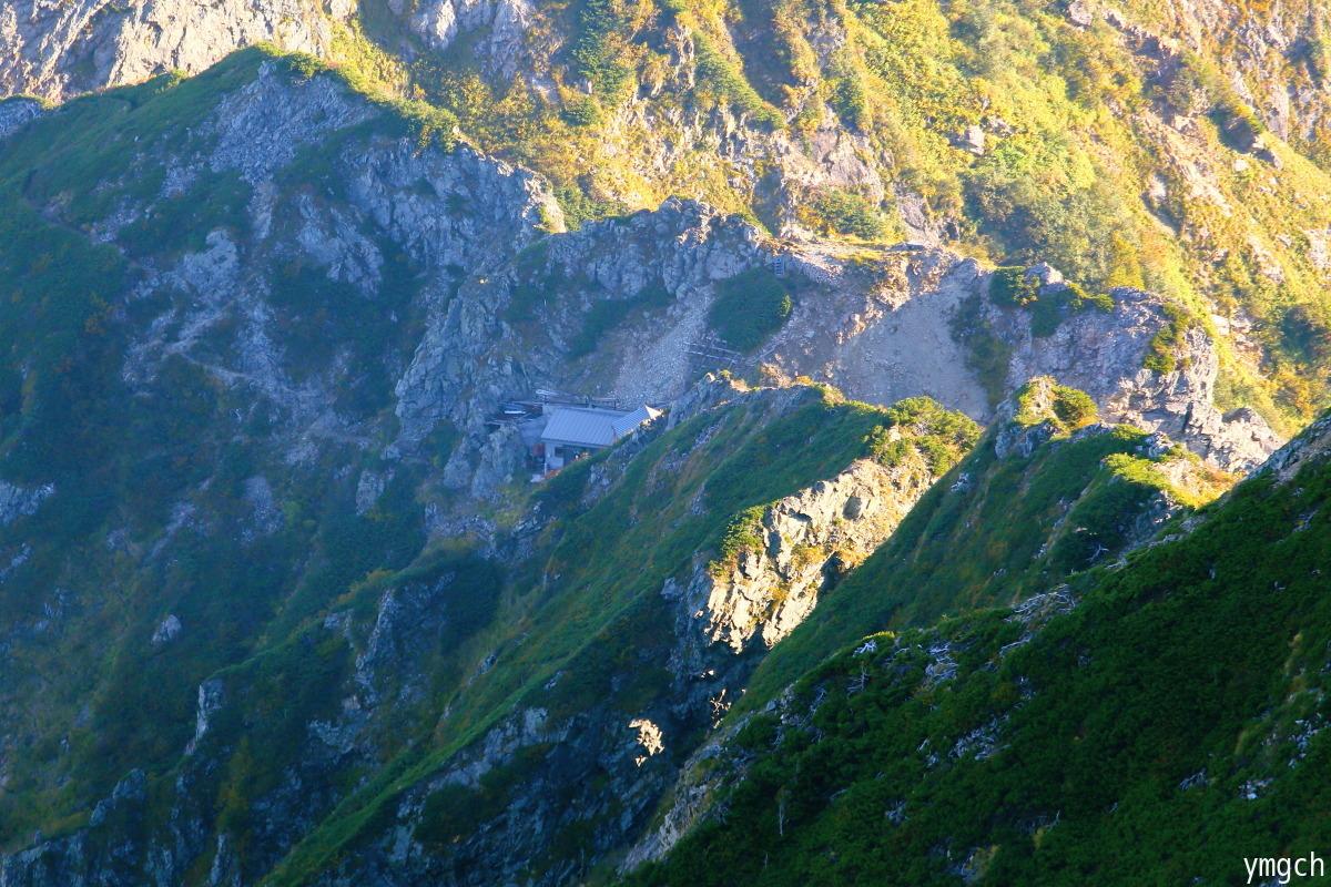 秋山シーズ到来!北アルプスの稜線へ (鹿島槍ヶ岳2)_f0157812_08101912.jpg