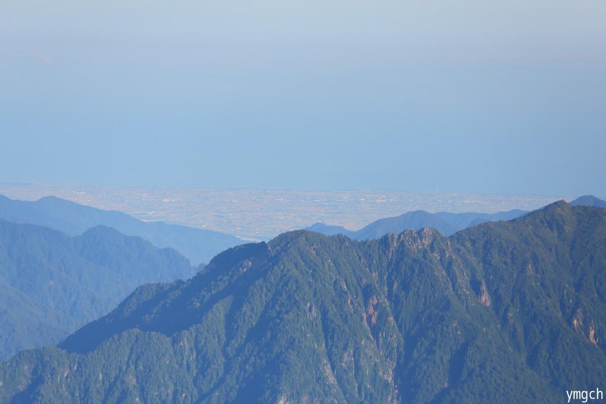 秋山シーズ到来!北アルプスの稜線へ (鹿島槍ヶ岳2)_f0157812_08102058.jpg