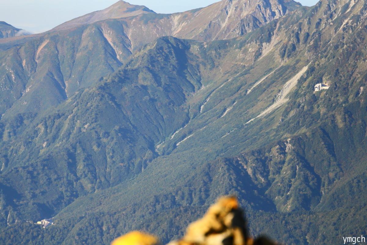 秋山シーズ到来!北アルプスの稜線へ (鹿島槍ヶ岳2)_f0157812_08102100.jpg