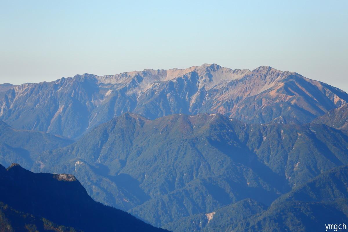 秋山シーズ到来!北アルプスの稜線へ (鹿島槍ヶ岳2)_f0157812_08103222.jpg
