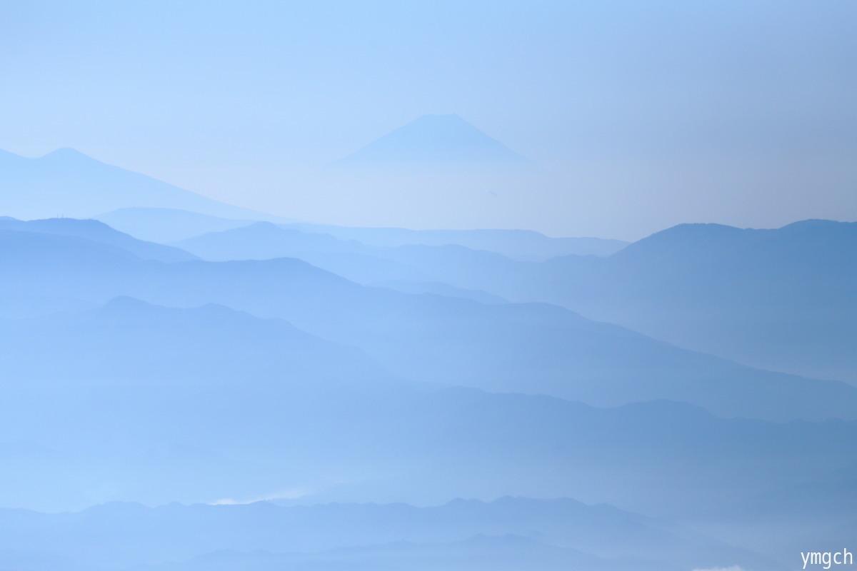 秋山シーズ到来!北アルプスの稜線へ (鹿島槍ヶ岳2)_f0157812_08103240.jpg